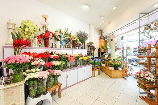 Mở shop hoa tươi cần bao nhiêu vốn?