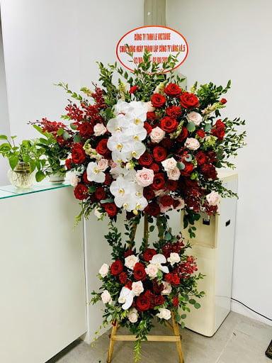 mẫu hoa mừng khai trương đẹp truyền cảm hứng