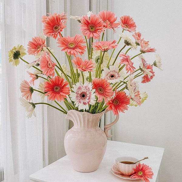 Cách làm bình hoa đẹp