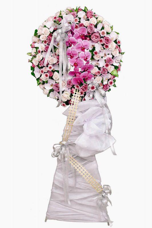 chọn màu sắc hoa dựa trên độ tuổi của người mất