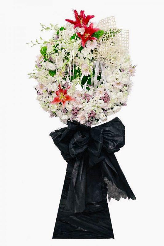 Kệ hoa đám tang đẹp