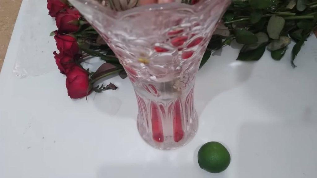 Cách cắm hoa hồng không cần xốp mà giữ được độ tươi lâu