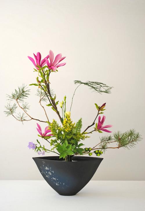 chúng ta chọn một màu hoa chính