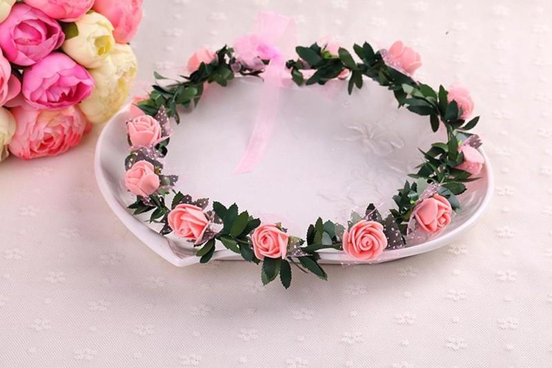 Cách làm vòng hoa nguyệt quế đeo cổ đẹp nhất hiện nay