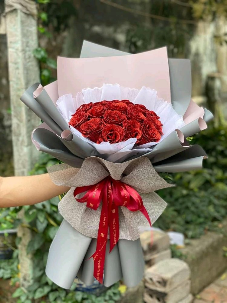 Cách làm hoa ruy băng đẹp và độc lạ nhất hiện nay