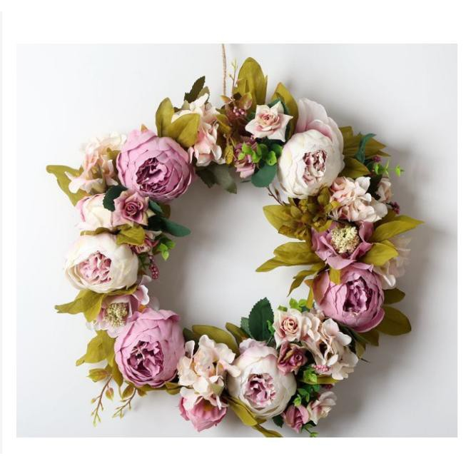 Làm hoa cẩm chướng kết lá đinh lăng