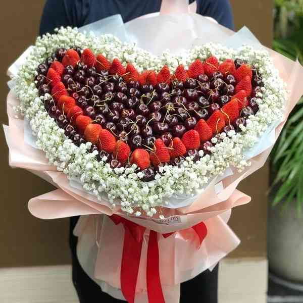 Thủ thuật gói giấy tạo thành bó hoa to