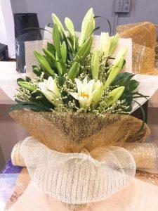 Nguyên liệu cần có để kết bó hoa tặng sinh nhật mẹ