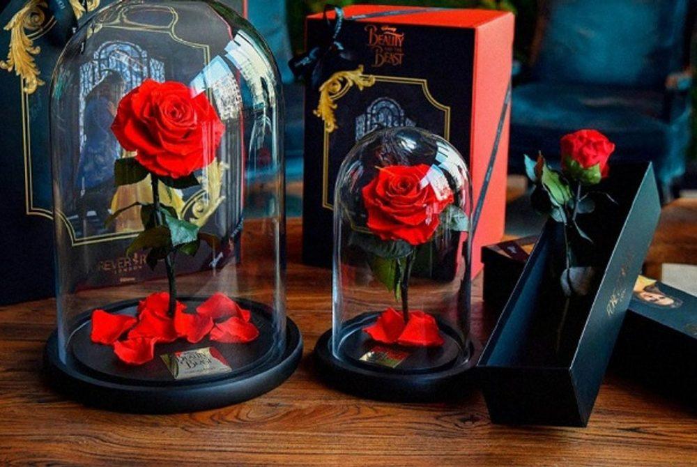 Cách lận cánh hoa hồng thông dụng bước 1