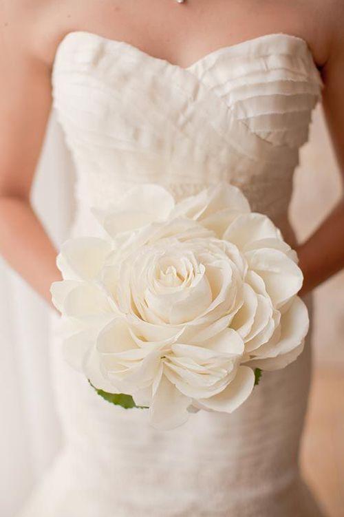 Nguyên liệu cần cho bó hoa cưới theo phong cách châu Âu ngày hôm nay