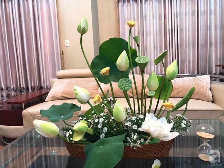 Làm bình cắm hoa