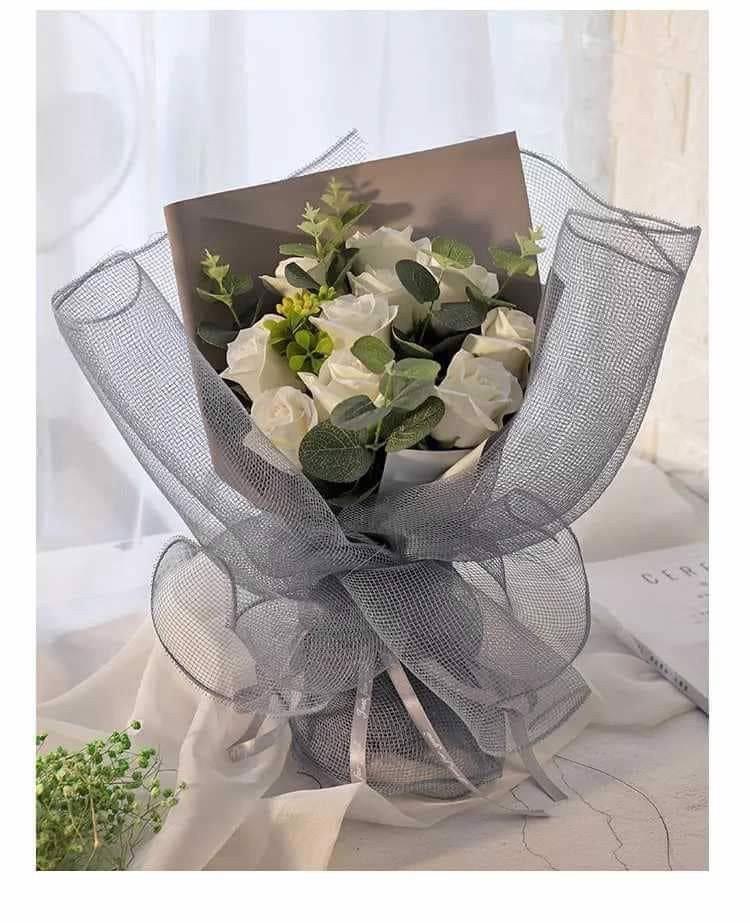 Thủ thuật kết bó hoa tặng sinh nhật mẹ