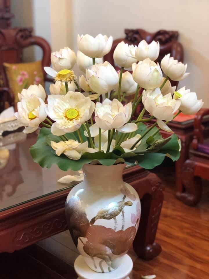 Đặt hoa ở đâu cho phù hợp?