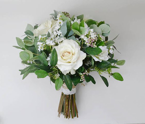 Cách bó hoa cưới theo phong cách hiện đại chuẩn không cần chỉnh