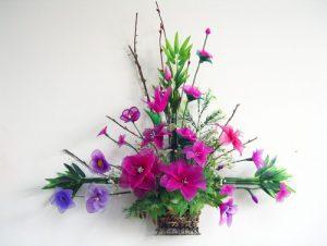Cắm hoa cúc vàng dâng Phật cần chuẩn bị nguyên liệu gì?